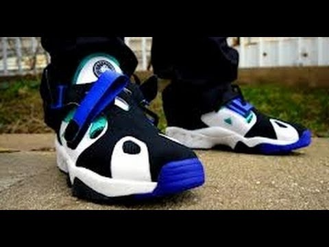 Nike Air Huarache Green Lantern