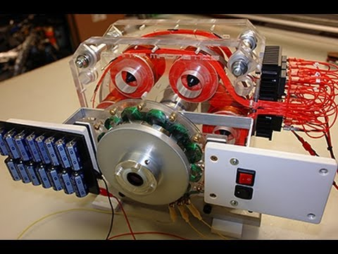 Ultimate Pulse Motor Generator - New Energy
