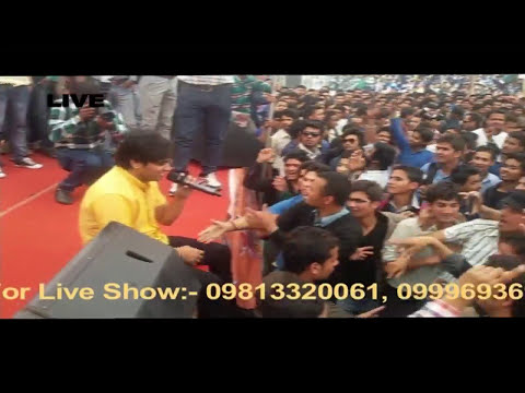 2 Vikas Kumar Live In Dehradun Day College 13 March 2014 09813320061,0999693699 video