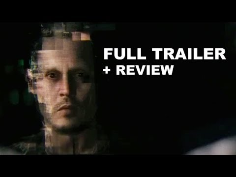 Transcendence 2014 Official Trailer + Trailer Review : HD PLUS