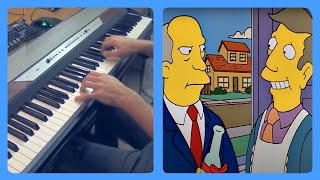 Steamed Hams But It's A Piano Dub