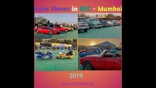 Parx Auto Shows 2019 || Auto Shows in Mumbai || Car Shows || #HumSafarDost