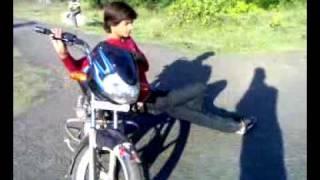 kuldeep raghuwanshi stuntter
