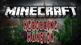 Herobrine's Mansion - Ep 1 - Avec HarrylaFranc et Azenet