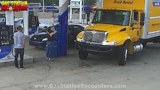 The Gas Pump Pulverizer