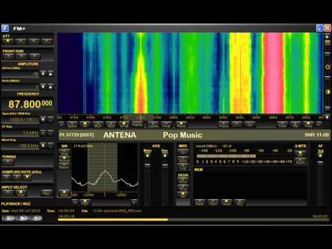 FM DX sporadic E in Holland: Slovenia Radio Antena Celje 300W 990km