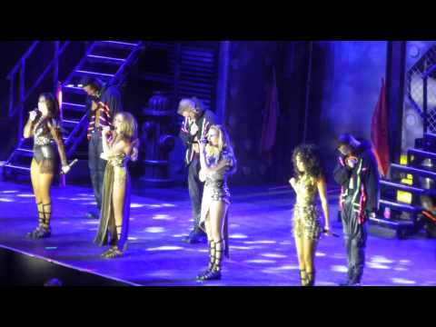 Little Mix - Dark Horse (Katy Perry Cover) (HD) - O2 Arena - 25.05.14