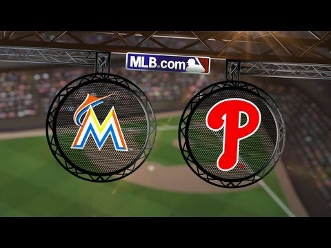 4/12/14: The Phillies walk off on Rollins' home run