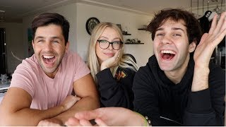 SPILLING SOME TEA W DAVID DOBRIK & JOSH PECK