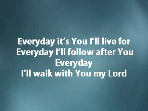 Hillsongs - Everday