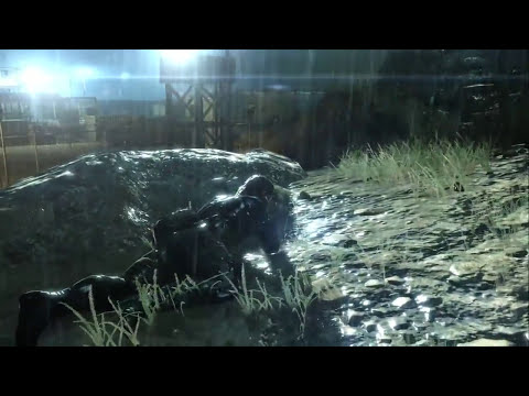 Metal Gear Solid Ground Zeroes Trailer - Extended Gameplay (PAX 2012)