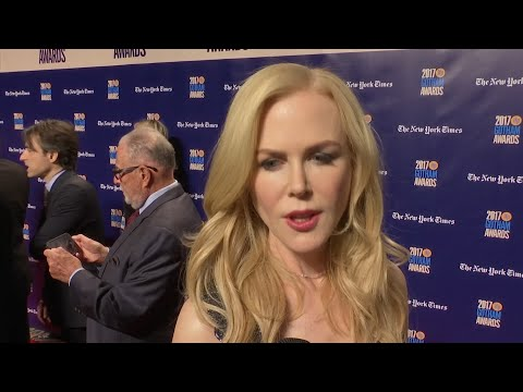 Kidman hopes 'change can happen' in Hollywood