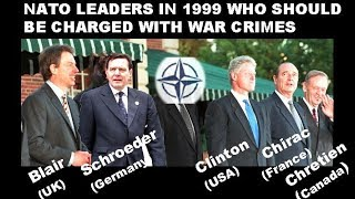HOW IT ALL STARTED: 19Y Ago NATO War Criminals Bombed Serbia & Occupy Serbian Kosovo - Russian Doc