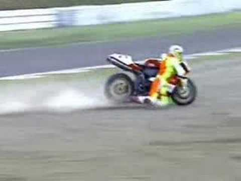 Sbk crash