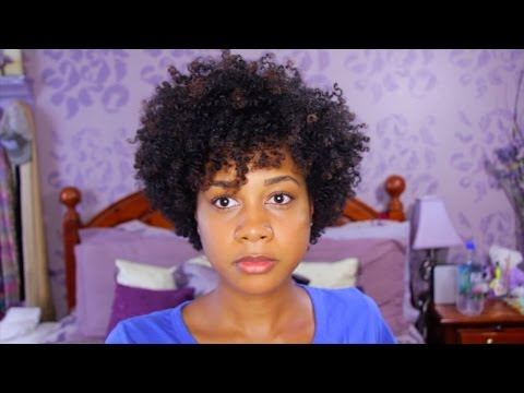 Twist Out Update on Short Natural Hair