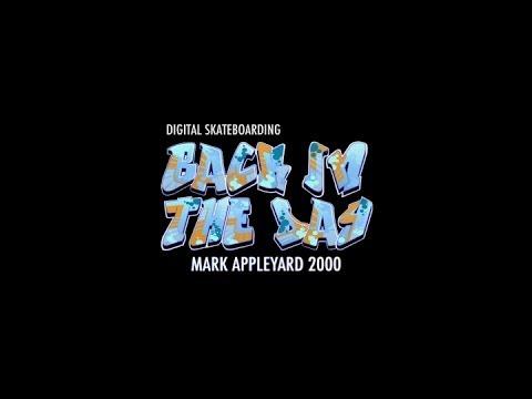 Digital Back In The Day Mark Appleyard 2000