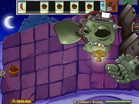 Hoa quả nổi giận   Ko ngờ con Boss mạnh nhất game lại chết dễ dàng đến vậy