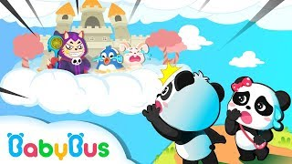 Devil King Catches Kiki's Friends   Math Kingdom Adventure Episode   Simple Math for Kids   BabyBus