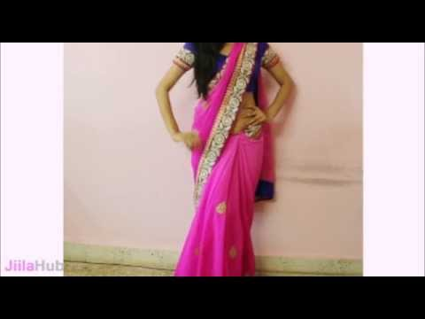 Full Video How To Wear Saree(bridal Saree-choli):sari Blouse Draping Teaser video