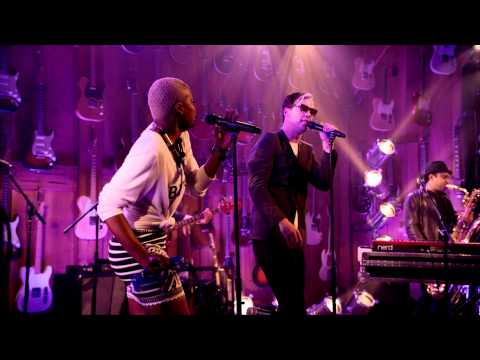 Fitz And The Tantrums - MoneyGrabber (Live @ Guitar Center, 2013)