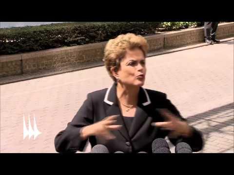"""""""Nós temos dinheiro para pagar a dívida sobrando"""" (Dilma Roussef, 11/06/2015)"""