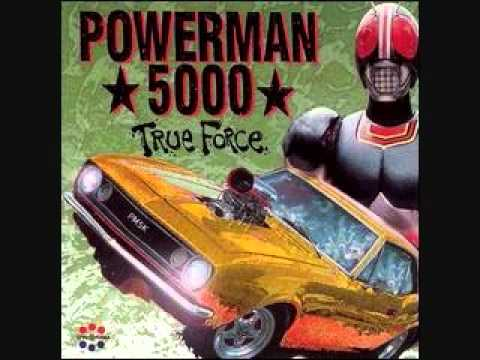 Powerman 5000 - Hell Burns With Fire