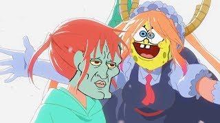 SpongeBob anime opening ?????????
