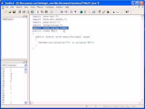 #Java Урок  62 Обратный вызов (callback). Вызов таймера