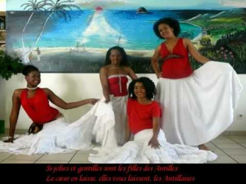 Frank Michael - Les filles des Antilles