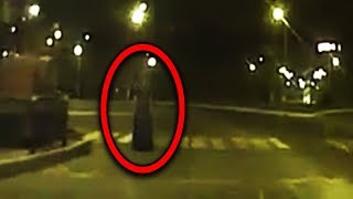 11 Paranormal Events Caught on Dashcam