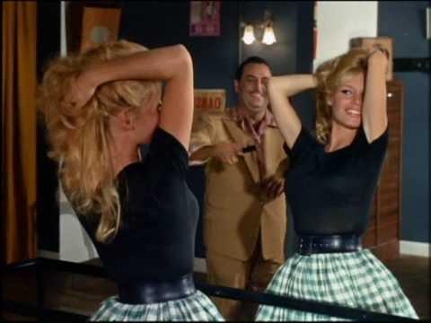 Brigitte Bardot - Voulez-vous danser avec moi?