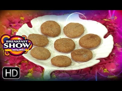 Keasri Appalu | Breakfast Show | 10th October 2018 | Full Episode | ETV Abhiruchi