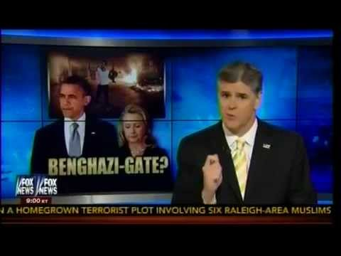 Benghazi Gate - Clinton Aide Requested Changes To Draft - Oliver North - Hannity