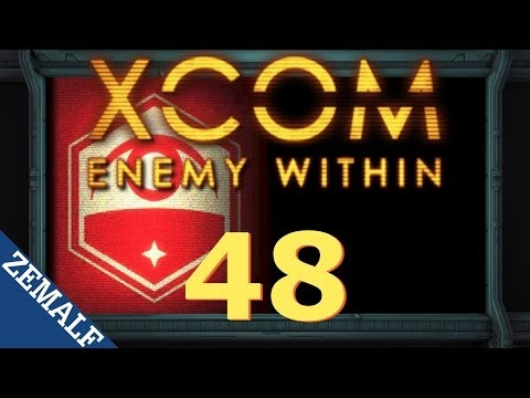 Let's Play XCOM: Enemy Within - Part 48 [I/I] (Data Recovery, EXALT)