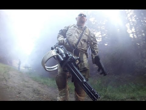 Airsoft Minigun M134 War Section8 Skirmish NNA