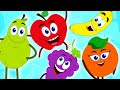 Fruits Finger Family | Learn Fruits | Nursery Rhymes | Baby Songs by HooplaKidz EP 14 MP3