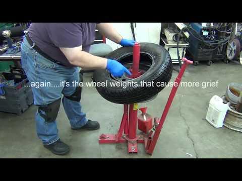 HF Tire Changer Music Videos
