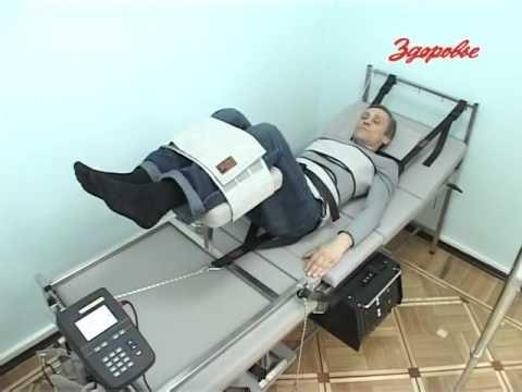 барокамера для вытяжения суставов гперм
