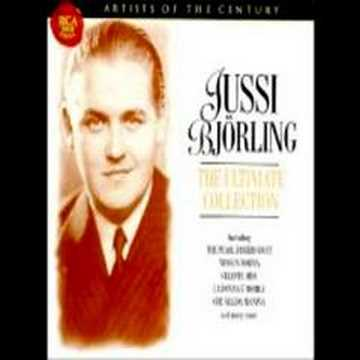 Jussi Björling sings Nessun Dorma (Digitally Remastered)