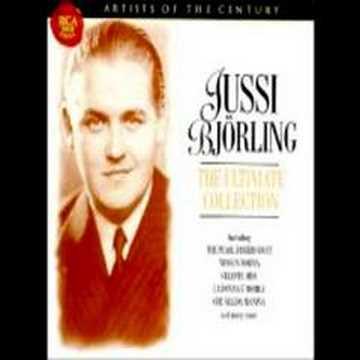 Jussi Björling sings Nessun Dorma (Digitally Remastered)