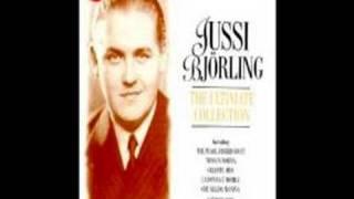 Jussi Björling Sings Nessun Dorma Digitally Remastered