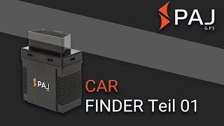 Der CAR-Finder von PAJ-GPS Teil 01