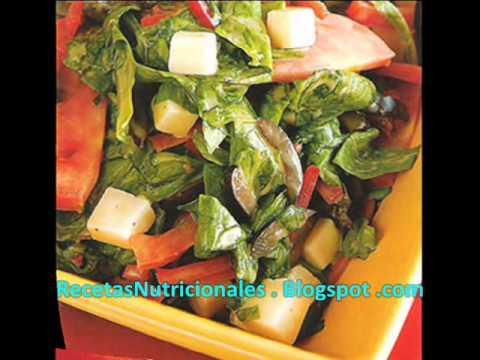 Recetas Faciles - Recetas Nutricionales