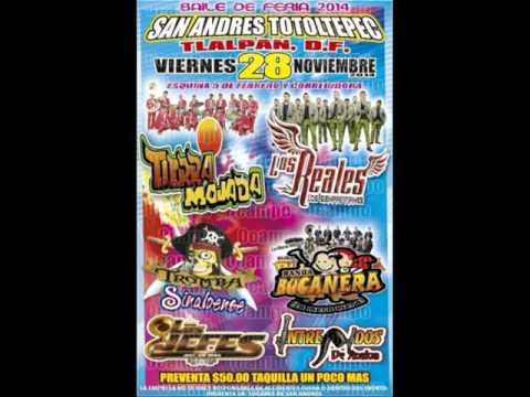 SPOT BAILE (GRAN GUERRA DE BANDAS) en San Andres Totoltepec Tlalpan D.F Viernes 28 de Noviembre