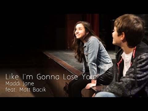 Maddi Jane feat. Matt Bacik - Like I'm Gonna Lose You (Meghan Trainor feat. John Legend)