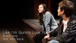Maddi Jane feat. Matt Bacik - Like I'm Gonna Lose You (Meghan Trainor feat. John Legend)