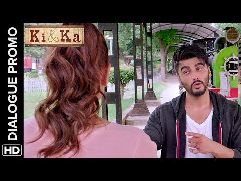 Arjun Can Tell Kareena's Age | Ki & Ka | Dialogue Promo
