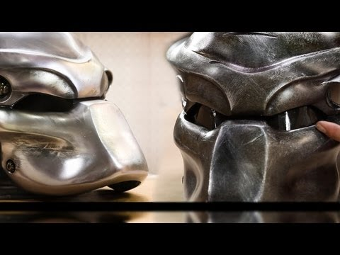 Metallic Painting Techniques - Real Metal Effects - PREVIEW