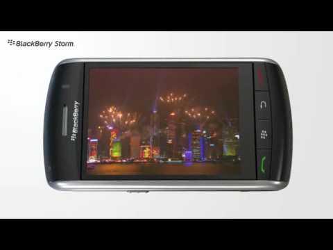 BlackBerry Storm 9530 en Iusacell