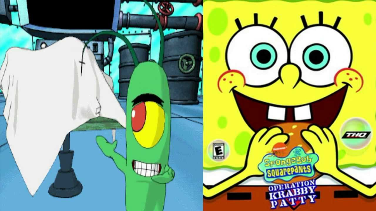 Spongebob squarepants operation krabby patty download pc
